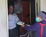 屏东雾台乡大武村海拔约1000公尺,部落里有170名老 人和学龄前儿童,屏东基督教医院突破地理限制,在大 武村设置部落厨房,推出送餐共食服务,6日正式揭牌 。 (屏基提供
