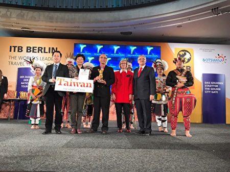 台湾观光国际宣传片 获柏林旅展5星奖项