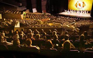 神韻法國首站爆滿 尼斯名流推崇神傳文化