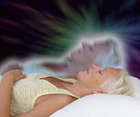 Female Astral Projection