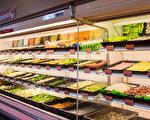 安全衛生新鮮的食材及保鮮設備。(千葉連鎖餐飲集團提供)