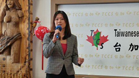 图:马博文将代表NDP竞选省议员。 (邱晨/大纪元)
