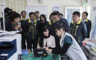 新竹市稅務局新增「稅務視訊櫃台」服務據點。(新竹市府提供)