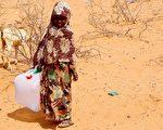 非洲多国儿童与居民持续因为干旱、战乱等因素,承受着饥饿困境。(台湾世界展望会/提供)