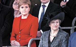 苏格兰能否独立 已变成两个女人间的战争