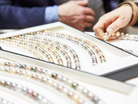 2017年慕尼黑国际钟表、珠宝首饰展会。(主办方提供)