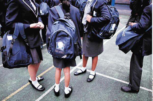 文法學校在英國很有爭議(Matthew Lloyd/Getty Images)