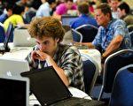 惡意網絡評論使得渥太華三家公司業務比往年下降許多。(AFP PHOTO/Jim Watson)