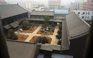 谷俊山不仅在老家河南建有将军府,而且还在北京给中共军委领导建有别墅群。图为谷俊山的将军府。(大纪元资料图)