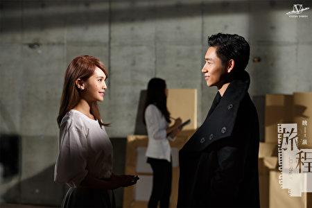 魏晨《不变》MV宣传图