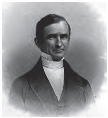 美国第一位来华的传教士裨治文(维基百科公有领域)