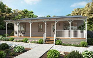 Todd Devine Homes是後院小屋建造公司中的佼佼者,價格合理,質量有保證。(Todd Devine Homes提供)