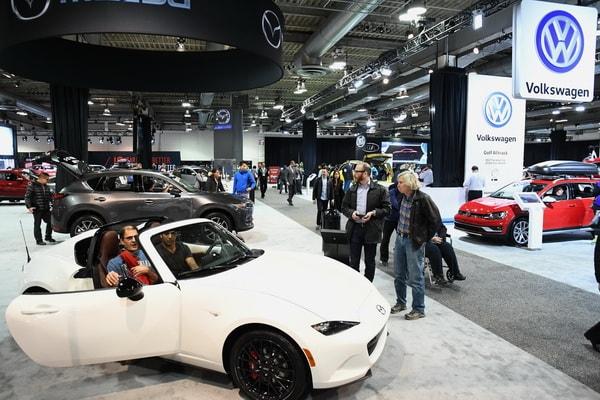 2017卡城车展
