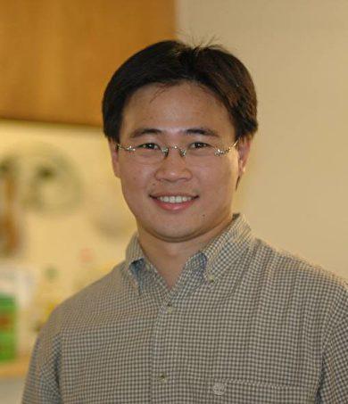 加州大学洛杉矶分校教授邱培钰,荣膺美国医学和生物工程学会会士。(UCLA提供)