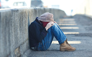 據調查,青少年離家的因素大多數來自家庭壓力。(Fotolia)