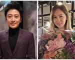 孙耀威与陈美诗交往8周年纪念日。(孙耀威脸书/大纪元合成)