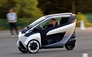無人駕駛車在路上測試中 (YOSHIKAZU TSUNO/AFP/Getty Images)