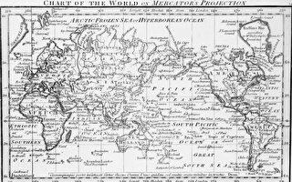 世界地圖沒那麼準 波士頓公校改用新地圖