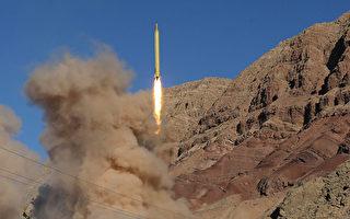 週三(5月17日),美國財政部在一份聲明中表示,對兩名伊朗國防官員、一家伊朗公司,以及一名中國公民和3個中國實體實施制裁。這些公司何個人支持伊朗的彈道導彈計劃。(Photo credit should read MAHMOOD HOSSEINI/AFP/Getty Images)
