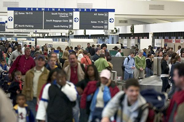 美亞特蘭大19連冠全球最繁忙機場