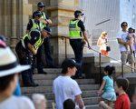 墨尔本市中心多个地点性骚扰事件频发,请女性朋友注意。(WILLIAM WEST/AFP/Getty Images)