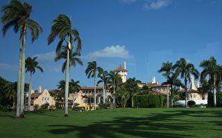 美國特勤局一位發言人證實,習近平與他的代表團4月6日至7日在棕櫚灘與川普會晤,不會在川普私人高爾夫球俱樂部馬阿拉歌莊園過夜。    (Photo credit should read DON EMMERT/AFP/Getty Images)