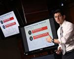 在國會預算辦公室發布新健保法案分析報告後,共和黨領袖瑞安面對質疑,仍表示看到樂觀結論、將繼續力挺新法案。 (Win McNamee/Getty Images)