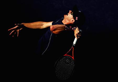 世界一号种子安迪•穆雷的哥哥杰米•穆雷也是一位优秀的网球运动员(Clive Brunskill/Getty Images)