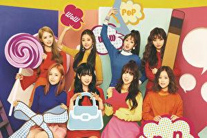 韩国女团Lovelyz发行的第二张正规专辑《R U Ready?》造型鲜明多变。(环球唱片提供)