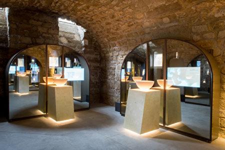 古代香水展厅。(博物馆提供)