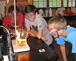Watonka 科学夏令营成立于1962年,是唯一被美国夏令营协会(American Camp Association)认证的科学夏令营。(Watonka提供)
