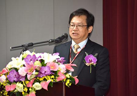 國家實驗研究院院長王永和。(漢翔提供)