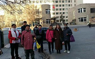 兩會前黑龍江訪民遭庭審 為了抓其他訪民?