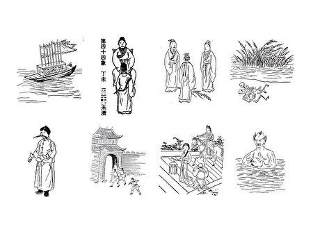 第四十四象图(公有领域)
