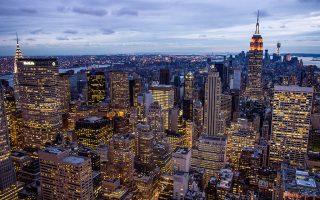 道格拉斯-艾利曼的2月份租房報告指出,曼哈頓的各種戶型的房租都呈下降狀態。 (Afton Almaraz/Getty Images)