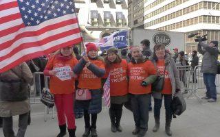 華裔挺川普:支持重塑社會秩序