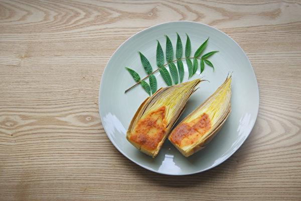 味噌烤春笋。(图:C2食光提供)