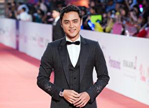 台湾演员明道资料照。(陈柏州/大纪元)