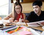 美国大学入学标准化考试ACT中,对亚裔学生来说,阅读能力往往最难提高的部分。(Shutterstock)