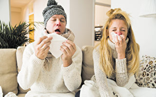 灣區中醫師何黎恭認為醫治感冒能看出一位中醫師的真功夫。(Shutterstock)