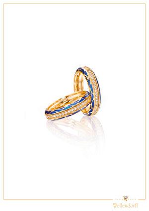 華洛芙精美珠寶。(華洛芙品牌提供)
