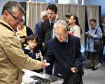 法國大選第一輪投票今天(23日)展開,近4700萬選民將在全國6.7萬個投票站選出兩名可進入第二輪角逐的候選人。(AFP PHOTO / DAMIEN MEYER)