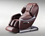 湾区按摩椅新宠Kawaii HG1710,做工细致,品味卓尔不凡。(Kawaii硅谷按摩椅专卖店提供)