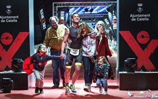 100公尺的人生 西班牙 真人真事 励志 拉蒙‧阿罗约