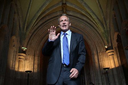 全球資訊網(WWW)發明人提姆·伯納斯-李(Tim Berners-Lee)爵士。(Getty)
