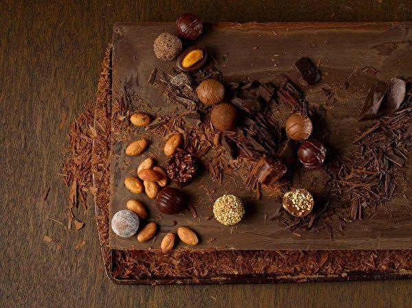 寻找巧克力的过程中不免艰辛,但每年希尔通常能找到满意的品牌。(双宾氏提供)