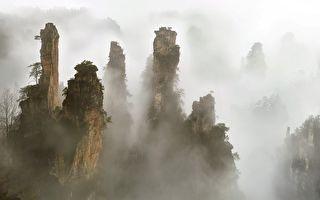 """黄东明巨幅摄影的""""山水观""""与东方情怀"""