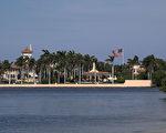 各界矚目的「川習會」於當地時間週四(6日)下午在美國佛羅里達州的馬阿拉哥莊園(又譯海湖莊園)登場。(林帆/大紀元)