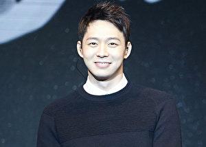 韓國男子組合JYJ成員朴有天資料照。(C-JES Entertainmnet提供)