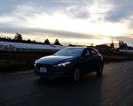 2017 Mazda3 Sport GT。〈李奧/大紀元〉
